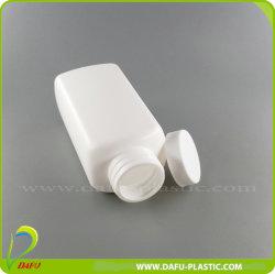 250ml en PEHD pilule en plastique contenant de la médecine à l'enfant la preuve Cap