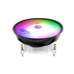25dba dispositivi di raffreddamento del CPU di RGB del dissipatore di calore dell'alluminio 120mm per l'azienda di trasformazione di AMD