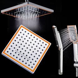 Populaires Montage mural de précipitations salle de bain salle de bain salle de douche thermostatique de montage du matériel de bain Douche Set de meubles modernes