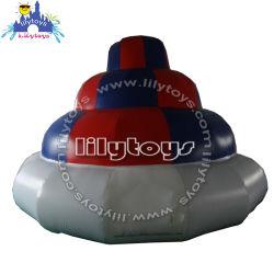 Hot Sale Waterproof Floating Inflatable Water Saturn(도매 가격