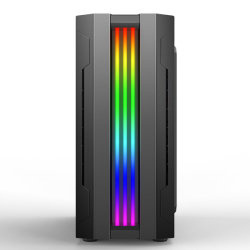 El más vendido de la barra de luz RGB caso, es compatible con USB3.0 Custom 1.6