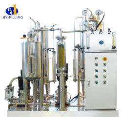 Gekohlter Getränk-aufbereitende Maschine CO2 Mischer/Getränk-Getränkegas-Mischmaschine