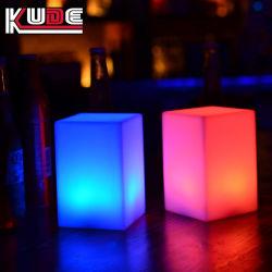 Van het LEIDENE van de Macht van de batterij Lamp Diner van de Schemerlamp de Vierkante