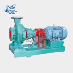 La deshidratación de la bomba de agua centrífuga horizontal