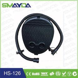 Pompe à air de pied en plastique pour l'air Produits HS-126