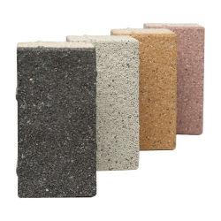 Merveilleux avec carrelage de sol de matières premières de l'environnement en brique de béton