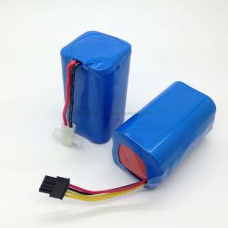 OEM/ODM 14,8 V 2500Мач размера 18650 Li Ion литиевый аккумулятор для робота