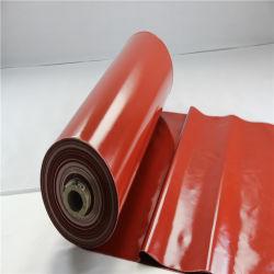 Placa de isolamento de protecção contra incêndio alto isolamento tecidos de fibra de vidro liso