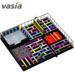 VASIA Commercial grotere kinderen binnen met Trampoline Park Equipment