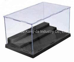 Commerce de gros prix d'usine Lego Présentoirs acryliques personnalisé