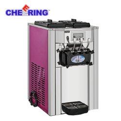 Bql-198 Frozen yoghurt 3 Flavours Soft Ice Cream machine Maker Ijsmachine