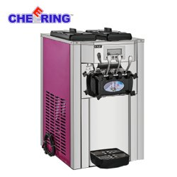 Bql-198 bevroren yoghurt / Soft Ice Cream machine Maker Ice Machine maken