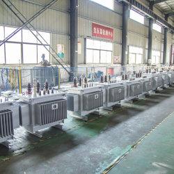 Série S11 10kv transformador eléctrico de potência trifásico de distribuição