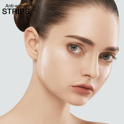 Fest machen des Gesichtsmaske Skincare Zolls, der Gesichtsblatt-Schablone erhellt