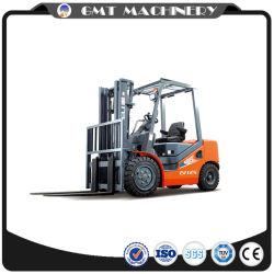 Gasolina/Diesel/gás/Electric/Bateria de Lítio/terreno irregular/Empilhador/Motor/Mini/Pequenas/Empilhador Telescópico de 1,5/2/3/3,5 Ton Fabricante de preços