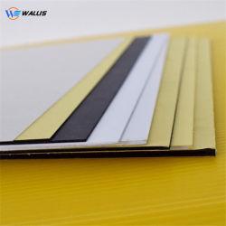صمغ ورقة PVC ذاتية اللصق ذات جهة مزدوجة ومادة ساخنة من أجل ألبوم Photobook صفحة الصفحات الداخلية 66X107سم