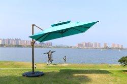 좋은 품질의 방풍 알루미늄 Sun Protection Garden Outdoor Beach 파티오에 로마식 우산
