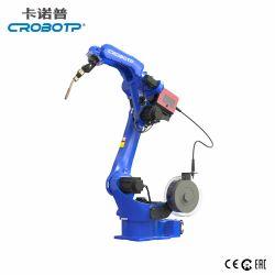 Crobotp 1400mm d'atteindre la distance du bras du robot de soudage automatique industrielle