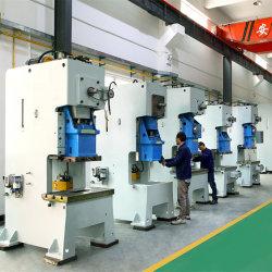 افتح الماكينة الميكانيكية أحادية النقطة لخرم/لكمة الضغط الأمامية لمدة قطع معدنية Stamping