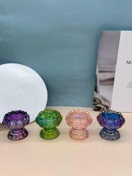 Непосредственно на заводе в стиле ретро ностальгии в европейском стиле стеклянный цветок ремесла чашечки дома оформление объектов хранения чаши