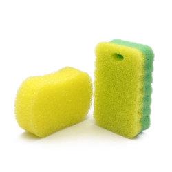 La pulizia quotidiana poco costosa su ordinazione all'ingrosso di necessità di alta qualità frega la spugna