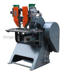 Jz-936shの高性能のレバーのアーチファイルのための自動クリップボードの倍ヘッドRiveting機械