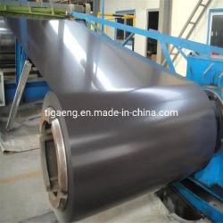 Fabricant de vente chaude couleur RAL en acier galvanisé le matériau de couverture