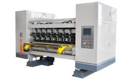 De nieuwe Machine van Creaser van de Snijmachine van het Karton van Nc van de Machine voor Corrugator