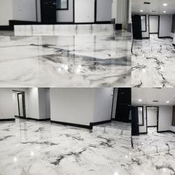 Chemical Art verniciatura resina epossidica per pavimenti metallici