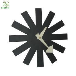 Orologio di parete di alluminio domestico della Cina grande