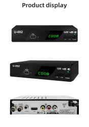 베스트셀러 제품 OEM 서버 Mstar 7805 칩셋 Scart HD 미니 TV 박스 DVB T2 스페인어 TV 박스