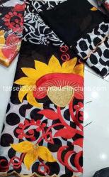 Prachtige Classis ontwerpen voor diverse katoenen Embroidered Fabrics in China