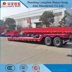 2 軸 30t/35t/40t 建設機械輸送用低床トレーラー