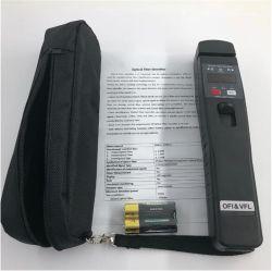 Matériaux métalliques Testeur de fibre optique Fibre Optique FTTH identificateur de réseau