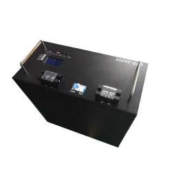 24V 200ah la facilidad de mantenimiento de la batería recargable de litio fosfato de hierro