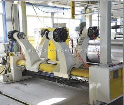 Rodillo de molino hidráulico Shaftless soporte para línea de producción de cartón ondulado