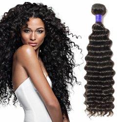 Un gros Unprocced 10100% Remy Tissage de cheveux brésiliens noir naturel vierge cheveu humain