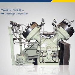 Gv-50/6-150 Booster de nitrógeno del compresor de diafragma de CO2 de alimentos suministro directo de fábrica del compresor