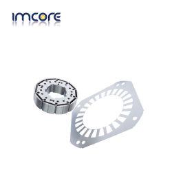 Le stator pour moteur brushless, moteur du ventilateur enroulement du stator, et le rotor du stator de moteur BLDC
