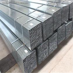 Galvanizado fábrica/Negro/REG P195/P235/P345, la plaza de cuerpos huecos rectangulares/tubos de acero para la estructura de la vivienda