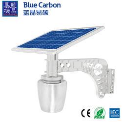 7 Вт Светодиодные лампы во дворе солнечной энергии легко установить бесплатное технического обслуживания
