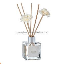 50ml 100ml 150ml ontruimen de Lege Flessen van Aromatherapy van het Parfum van de Verspreider van het Riet van het Flessenglas van de Verspreider van het Riet van het Aroma Met Kurk