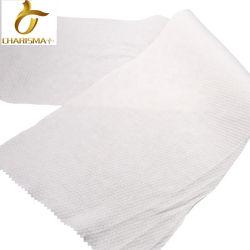 30%вискоза 70%полиэстер параллельных доводка обычной конструкции Spunlace нетканого материала ткань