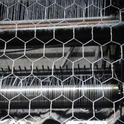 Yq Hexagonal Galvanizado Gabião cerrada de pedras