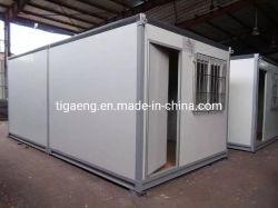 Модульная кабина с плоским Pack здания из сборных конструкций контейнер дома