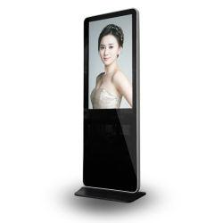 شاشات عرض اللافتات الرقمية شبه الخارجية المزوّدة بمنفذ USB مقاس 43 بوصة لقاعة المستشفى