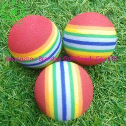 EVA Light-Weight suave rebote baja práctica segura bola de golf para niños