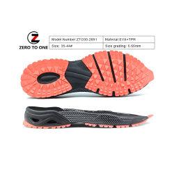 مجموعة جديدة من أحذية EVA TPR المصنعة في الصين مع النعل الخارجي جودة جيدة للإنسان والمرأة