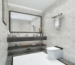 400*800mm Multi-Faces Digital Hotel Banheiro parede e chão de Polimento vidrado azulejos de porcelana