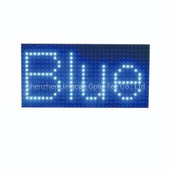 P10 Outdoor simple Blanc/Rouge/Vert/Bleu Module d'affichage à LED